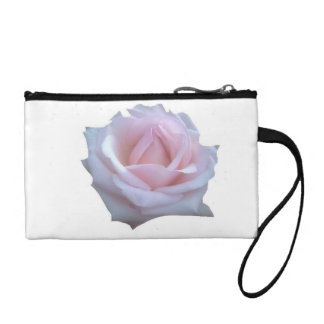 "'ROSE KEYCHAIN CLUTCH"" COIN PURSE"