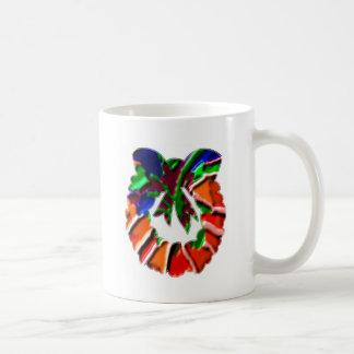 Rose Leaf n Petal based Art Pattern Mugs