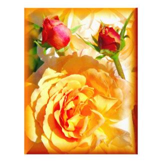 Rose Love_ Flyer Design