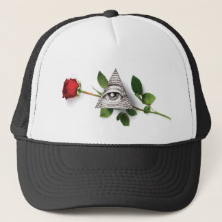 Rose Magi Hat
