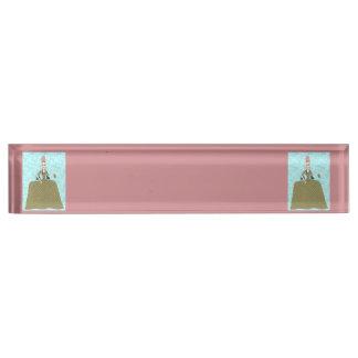 Rose Marie Desk Name Plates