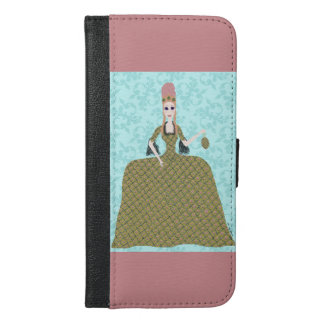 Rose Marie iPhone 6/6s Plus Wallet Case