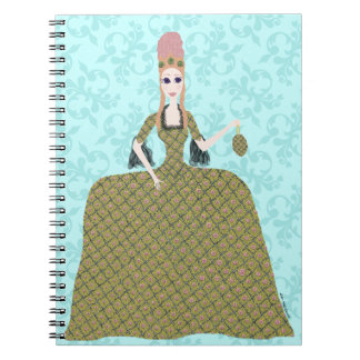 Rose Marie Notebook