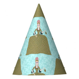 Rose Marie Party Hat