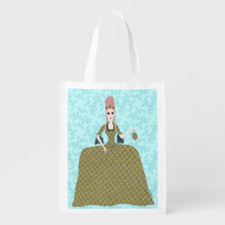 Rose Marie Reusable Grocery Bag