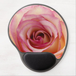 Rose mousepad gel mouse pad