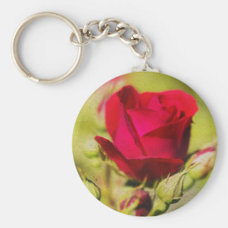 Rose Nyckelring