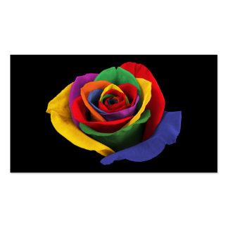 Rose of a Different Color Business Cards