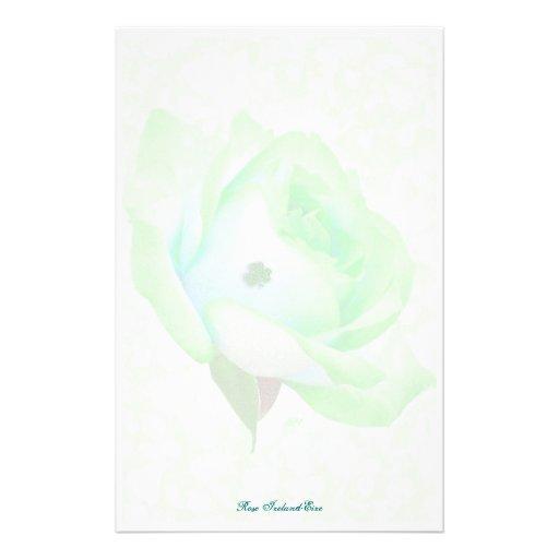 Rose of Ireland! Stationery Design