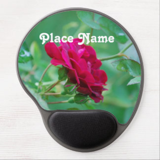 Rose of Luxembourg Gel Mouse Pad
