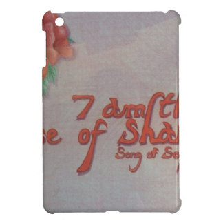 rose of sharon cover for the iPad mini