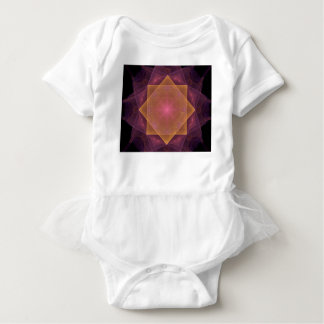 Rose of wind baby bodysuit