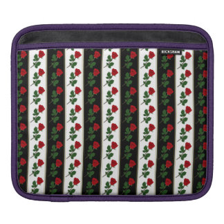 Rose Patterned iPad Sleeve