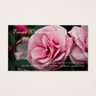 Rose • Personal Business Card