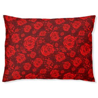 rose pet bed