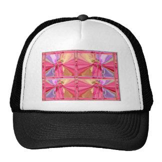 Rose Petal Art :   Butterfly Lamps Cap