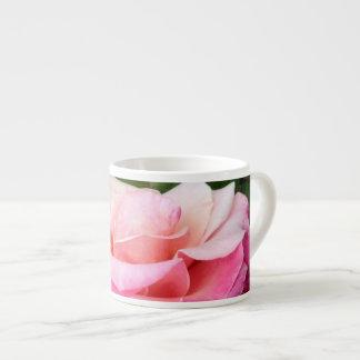 Rose Petals Espresso Mug