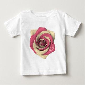 Rose Pink Baby T-Shirt