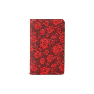 rose pocket moleskine notebook