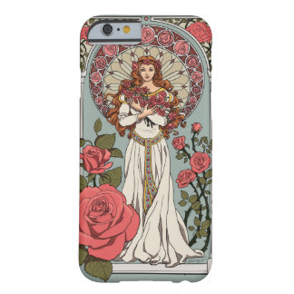 Rose Princess iPhone 6 Case