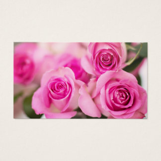 Rose Printed Business Cards