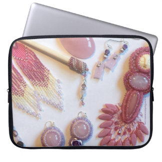 Rose Quartz Laptop Case