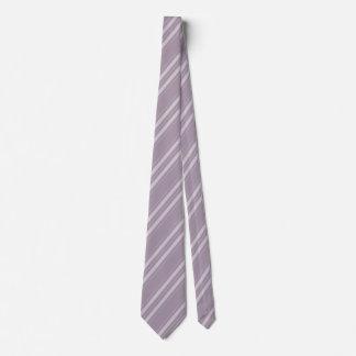 Rose Quartz Lines Modern Tie
