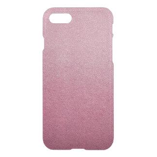 Rose Quartz Pink Shine iPhone 7 Case