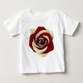 Rose Red Baby T-Shirt