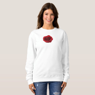 Rose Red Sweatshirt