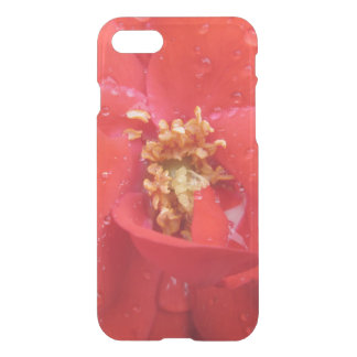 Rose Red Water Bloom iPhone 7 Case