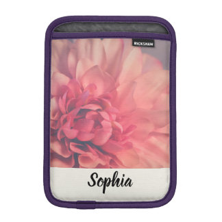Rose Romantic iPad Mini Sleeve