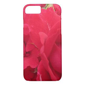 Rose Rouge Fleur iPhone 7 Case