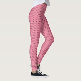 Rose/Salmon Leggings
