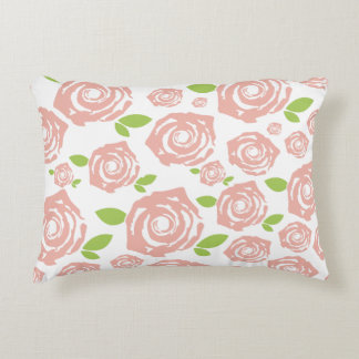 Rose sample decorative cushion