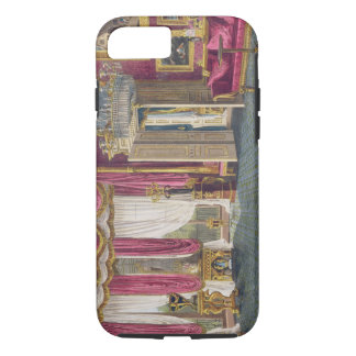 Rose Satin Drawing Room (second view) Carlton Hous iPhone 7 Case