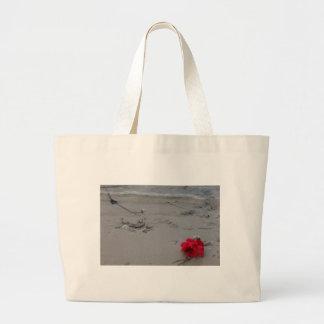 Rose Shore Jumbo Tote Bag