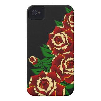 Rose Tattoo Case-Mate iPhone 4 Case