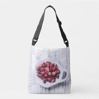 Rose Tea Crossbody Bag