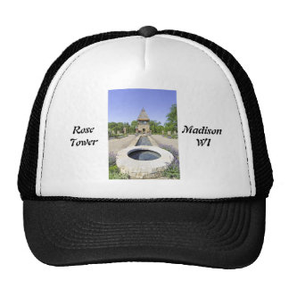 Rose Tower Madison Wisconsin Cap