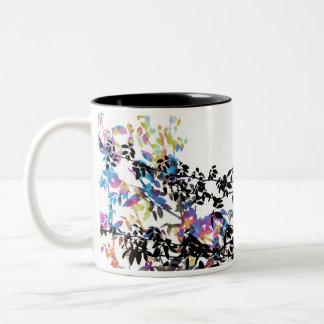 Rose Vine Coffee Mug