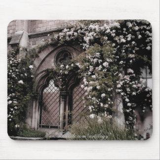 Rose Window Mousepad