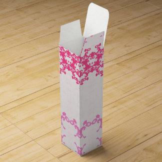 rose wine box
