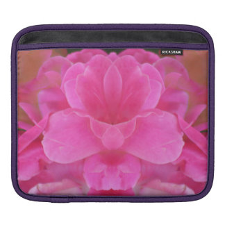 Rose Wreath Mandala iPad Rickshaw Sleeve Case