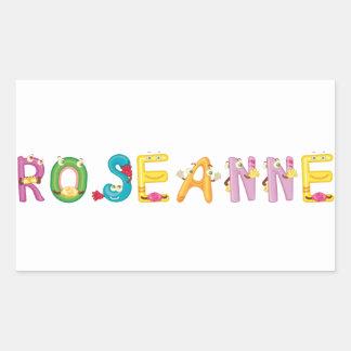 Roseanne Sticker