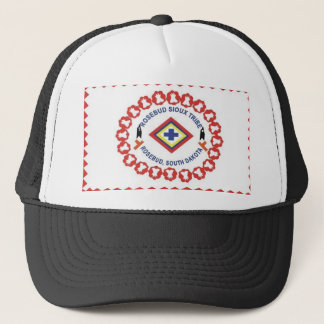 Rosebud_Sioux Trucker Hat