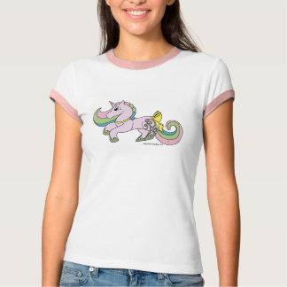 Rosebud The Unicorn Women's T-Shirt