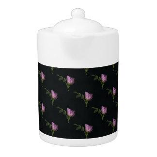 Rosebuds Medium Teapot