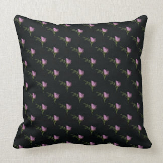 "Rosebuds Throw Pillow 20"" x 20"""