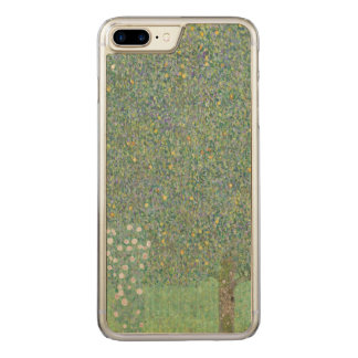 Rosebushes Under the Trees Gustav Klimt GalleryHD Carved iPhone 8 Plus/7 Plus Case